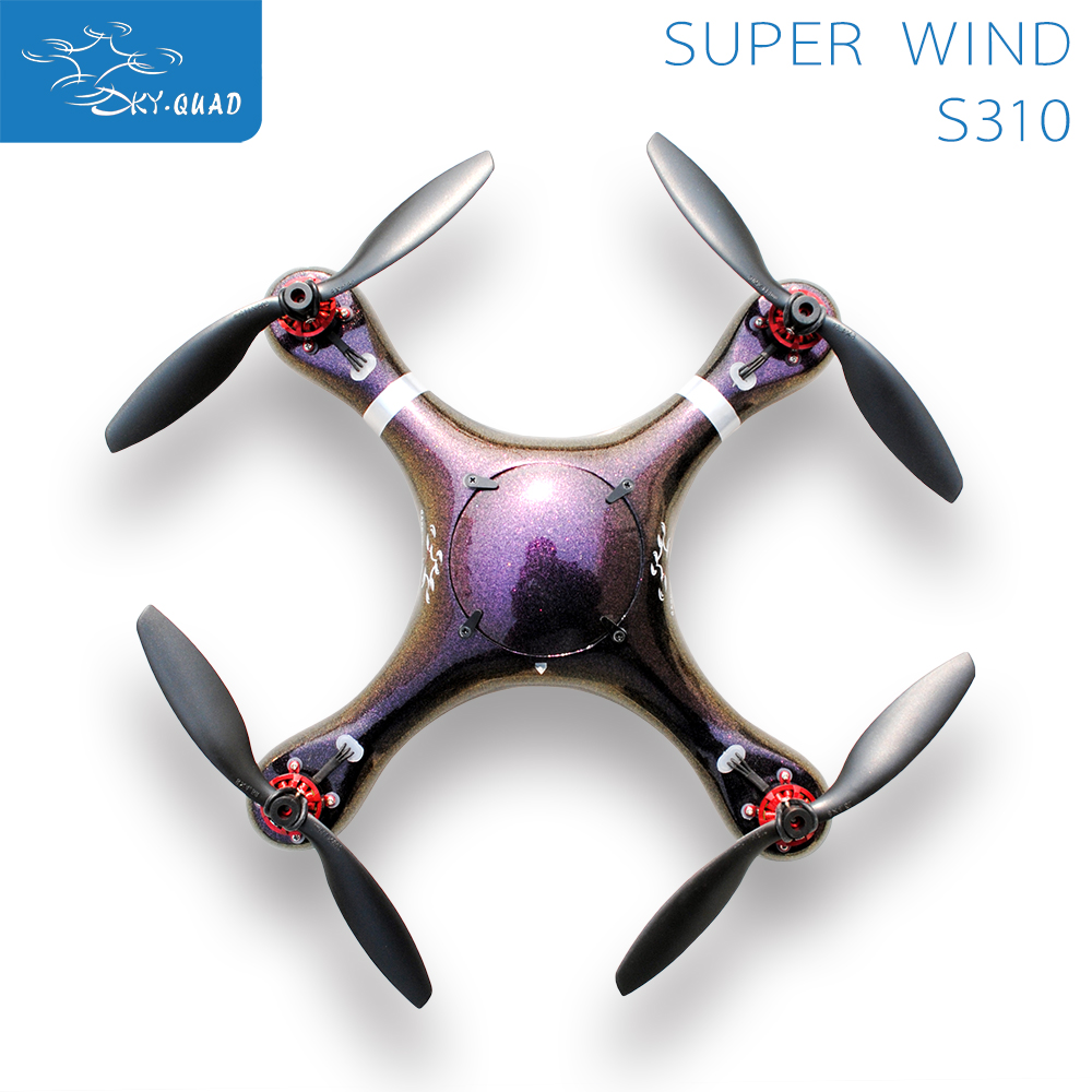 Wholesale Quadcopter gyro copter gps Gopro Camera Drone lily