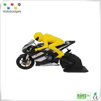 China Factory New Product ! Drifting Motorcycle car, 2 Wheel 360 Interesting Remote Control Motorcycle Toy for Kids