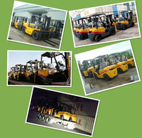 2016 newest hot sale manufacturer 3.5 tons battery forklift with Japanese battery and USA controller& all kinds of attachment
