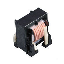 Ferrite Core 220V 12V Ee25 High Frequency Transformer For Microwave Oven