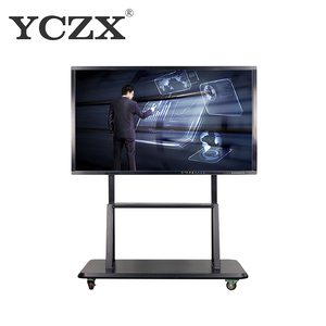 Hot sale Infrared 10 Touch 86 inch Interactive whiteboard/smart board/touch board for school