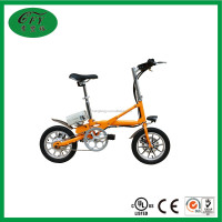 36V/10Ah 14inch Li-ion Battery city electrical bicycle