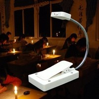 Reading Lamp With Flexible Neck