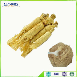 100% Pure ginseng root extract panax ginseng extract