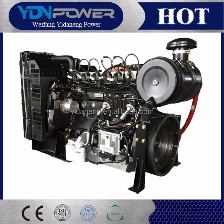 Yidaneng 4stroke electric gas engine power generator for sale