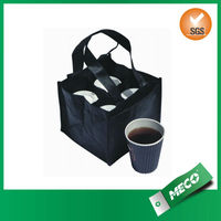 non woven drink carry bags