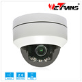 Made in China Top CCTV Outdoor Dome Camera Support P2P Mobile View With POE Middle Speed PTZ Camera Mini Live Camera