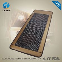 Tourmaline Series T-B1Okmed far infrared light anion therapy thermal massage tourmaline heating germanium bed mattress