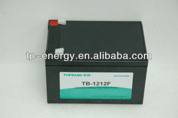 Factory sale lithium battery 12v 12ah
