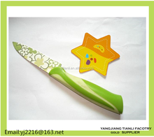 Hot Color kitchen wares Zirconia paring knife Ceramic knife