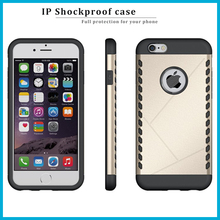 wholesale prodcut fashion 2 in 1 shockproof shield cell phone case mobile phone back cover for iPhone 5 6 6s 6plus