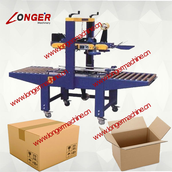 Carton Sealing Machine|Carton Box Sealing Machine