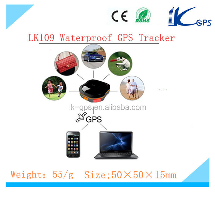 LKgps LK109 emergency call device for person hot selling in amazon
