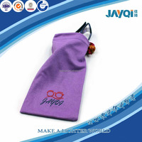 sunglasses purple microfiber cloth bag