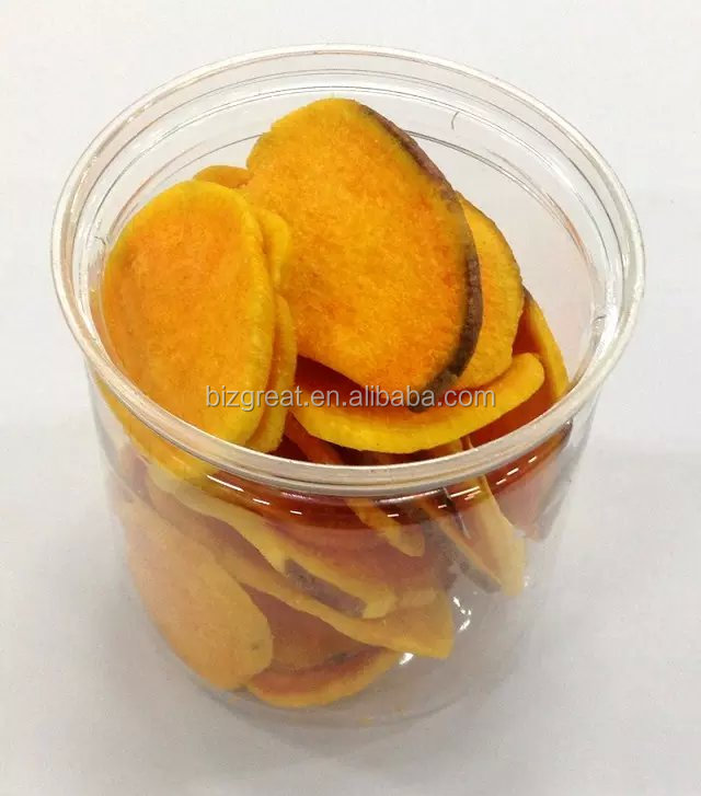 100% natura healthy food - VF dried sweet potato crisps with good quality and nice taste for sale