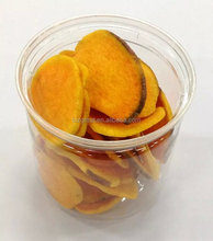 The newest crop 100% natura healthy food VF dried sweet potato crisps with good quality and nice taste for sale
