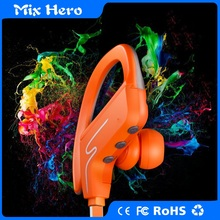 2017 most popular IPX4 waterproof noise cancelling bluetooth headphones