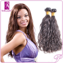 Full Cuticle Attached 100% Natural Wavy Remy Italian Hair Extensions