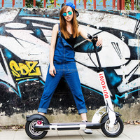 Hot Brushless and toothed Inokim Motor Scooter Designs Light Weight Electric Scooter