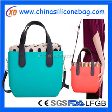 Wholesale Women/Lady/Girl Fashion Silicone Rubber Bag