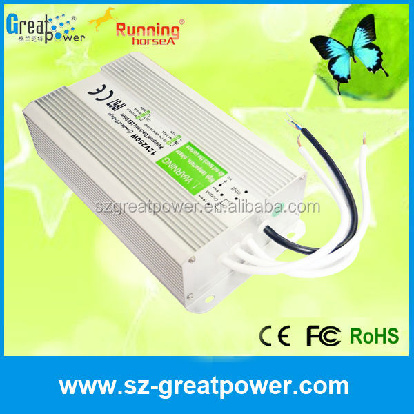 2015 36w 24vwaterproofing constant current led power supply ip67