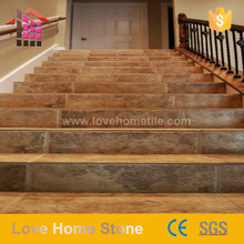 Love Home Tile build indoor stairs natural marbles for decoration