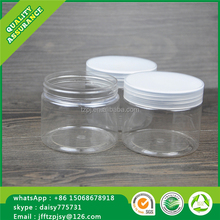 Energy-Saving 150Cc Mini Candy Plastic Jar