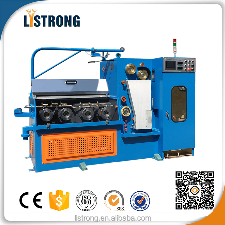 22/24DT China Factory Fine Copper Wire Making Machine With Annealer