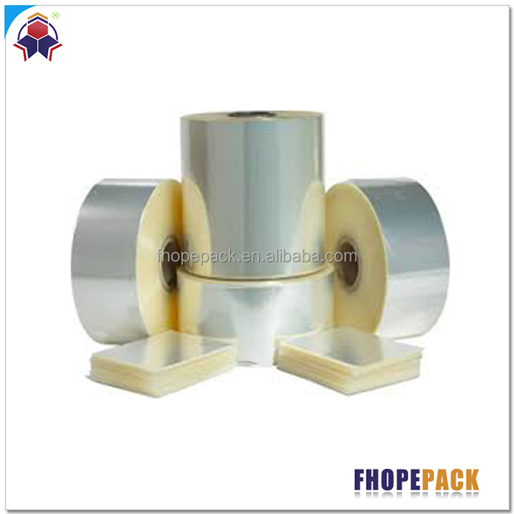 China gold supplier special pvc film for id card
