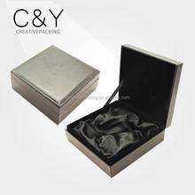 China Package leather Perfume Box With Custom Logo