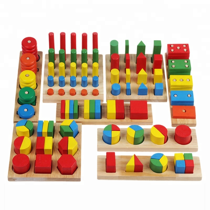 Educational Wooden Toys Children Toys Practical Life Wood Toys For <strong>Kids</strong>