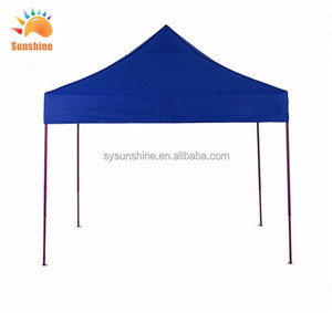 10x10 EZ Pop Up Canopy Tent Commercial Grade Instant Canopy Beach Gazebo Shelter
