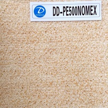 china supplier needle punched Nomex/Aramid high temperature tolerant non woven filter felt