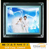 Tailor-made A0, A1, A2, A3, A4 acrylic slim led light box for wedding photographic studio