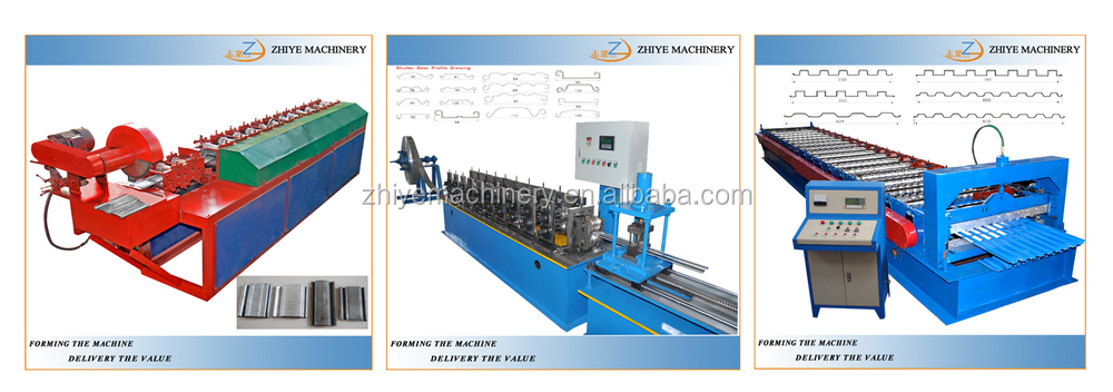 Light Gauge Steel CW UW Truss Roll Forming Machine