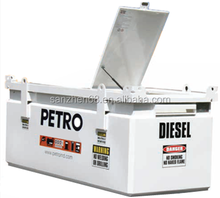 Large Capacity Mobile Container Gas Station