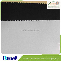 100 polyester fusible interlining fabric for garment with PA coated