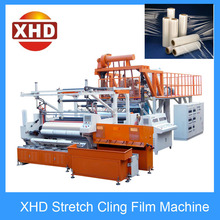 Hot sale! plastic extruder stretch film extrusion machine