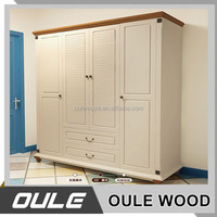 Wholesale Factory Supplier Professional Cheap Wooden Wardrobe In Bedroom