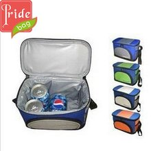 Large Insulated Lunch Cooler Bag For Food and Beverage