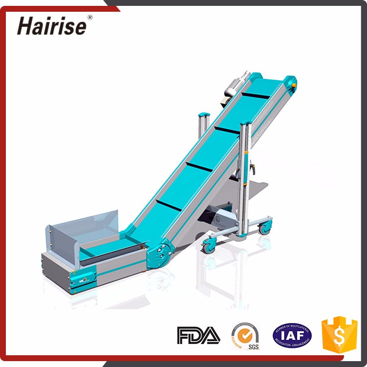 Professional Manufacture Cheap Used Rubber Inclined Conveyor Belt
