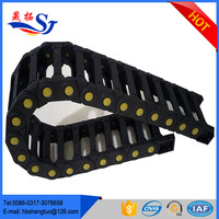 Reinforced Nylon Plastic Chain Sleeve for CNC Machine