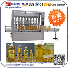 Best price vegetable oil bottling machine automatic with ce 0086-18516303933