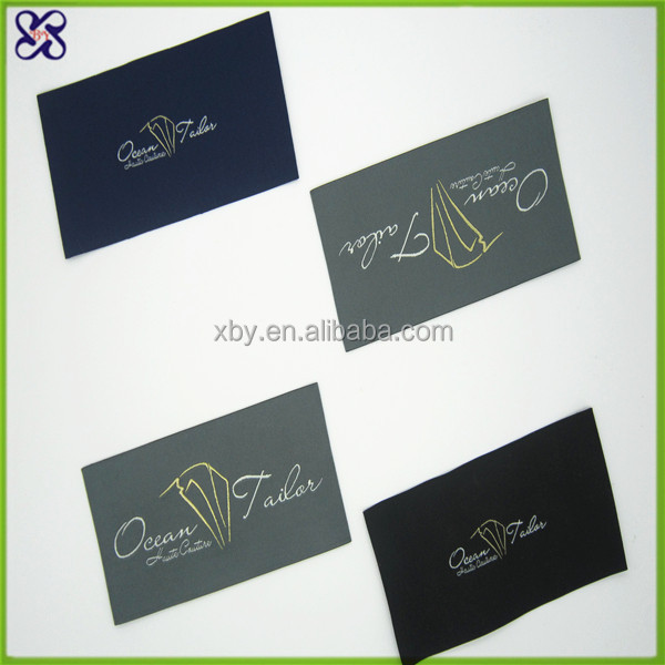 wholesale clothing woven polyester satin label