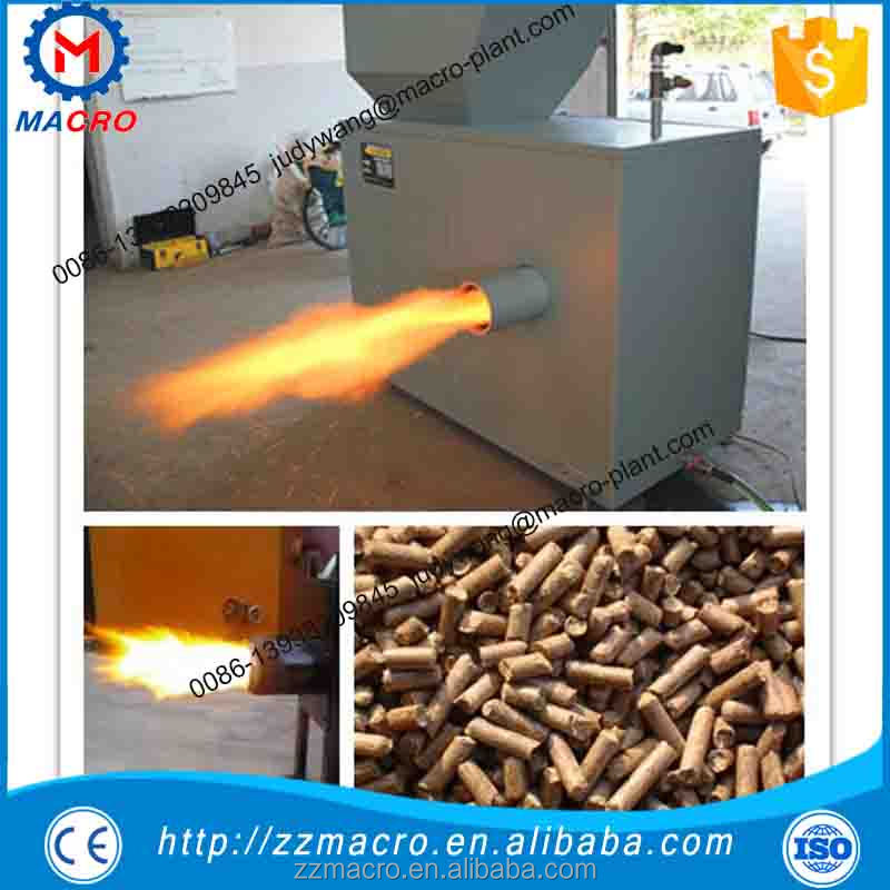 hot sale small Biomass wood pellet burner