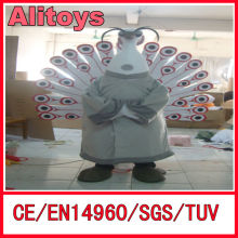 2012 Kung Fu panda mascot---MR SHEN costume for sale