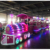 High Quality CARNEE RIDES Train 12 seats Indoor Electric Train for Shopping Malls