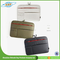 Hot Sale 7-17 Inch Neoprene Laptop Sleeve Without Zipper