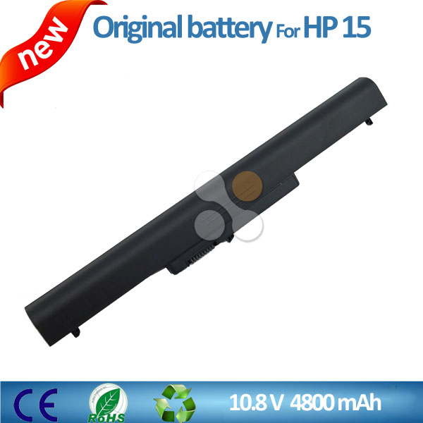HOT sale 14.8v Genuine Original Replacement Laptop Battery for Hp 15 Battery Notebook PC Battery