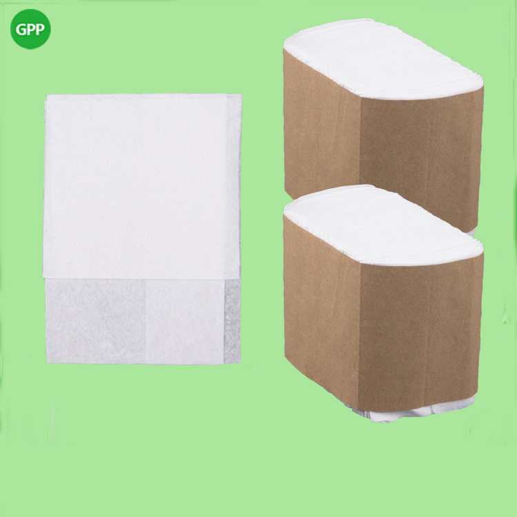 Paper products supply wholesale low fold dispenser napkin